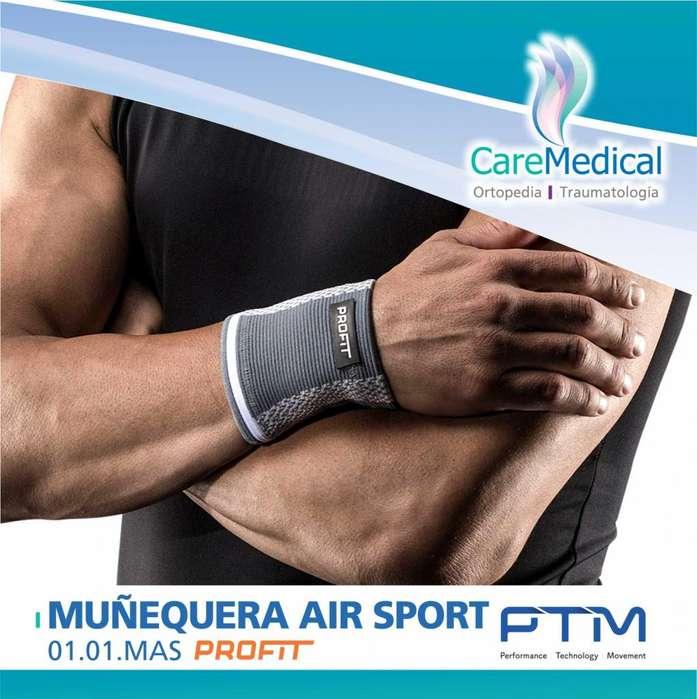Muñequera Air Sport - PTM - Ortopedia Care Medical