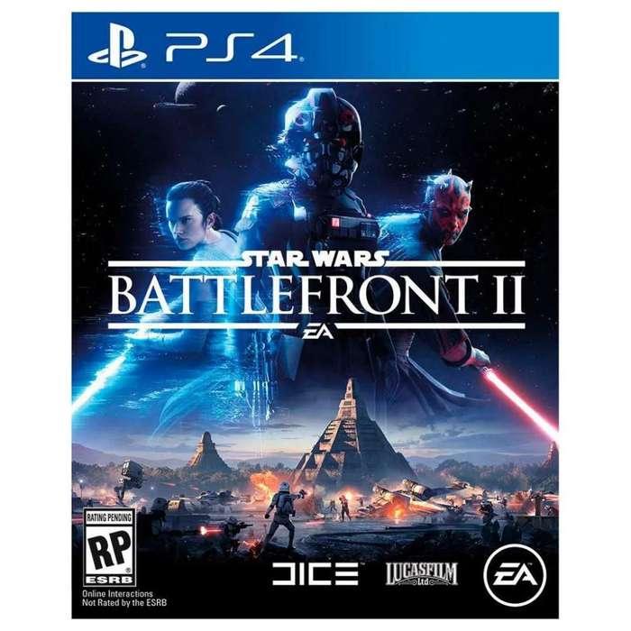 Star Wars Battlefront 2 Usado