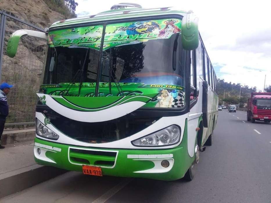 Vendo bus Izusu FTR