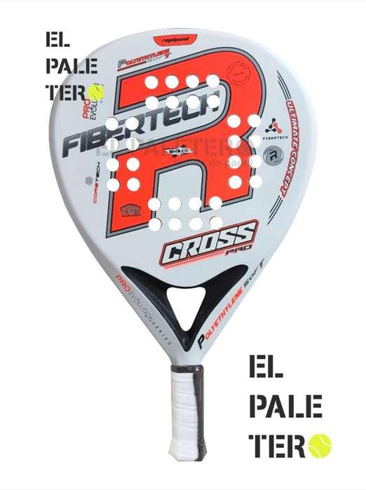 Paleta Padel Royal / Cross Pro Carbon Foam Cubregrip Protector