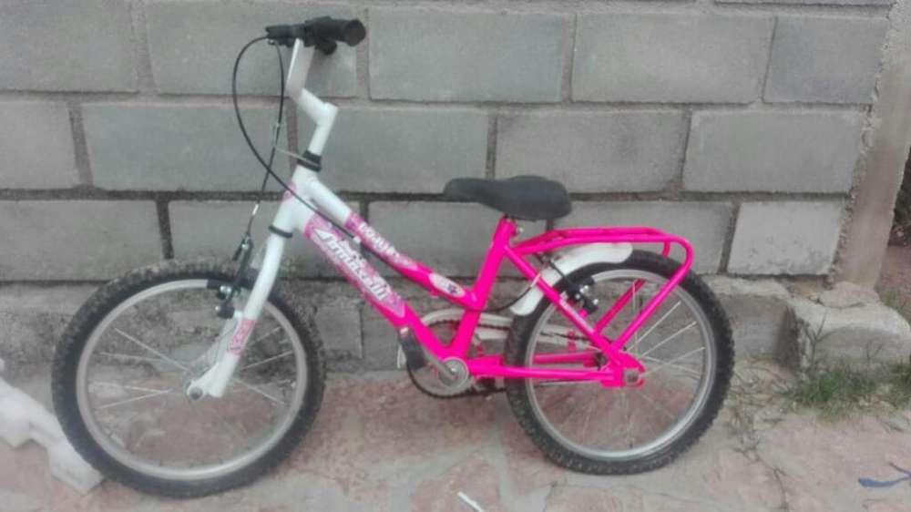 Bicicletas para Nenas en Buen Estado