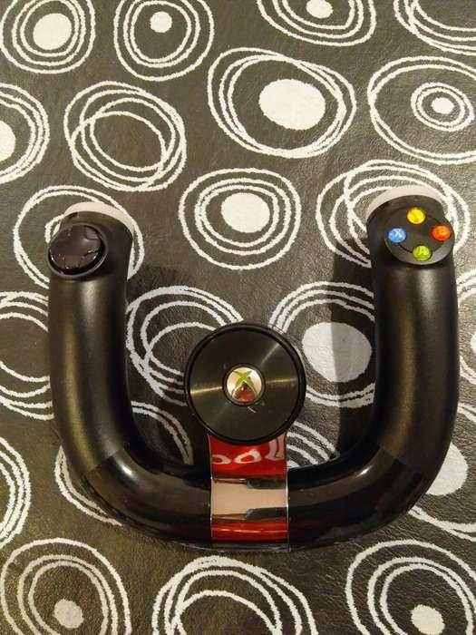 Volante Inhalambrico Xbox 360