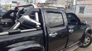 4X4 ROLL BAR ACCESORIOS PARA PICK UP,PICOP,PICKUP,DEFENSA ANTIVUELCO DMAX ISUZU GT