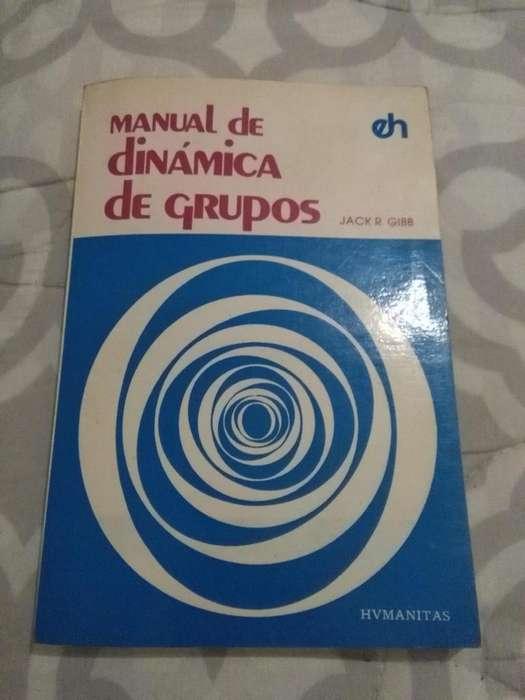 MANUAL DE DINAMICA DE GRUPOS . JACK GIBB . LIBRO HUMANITAS