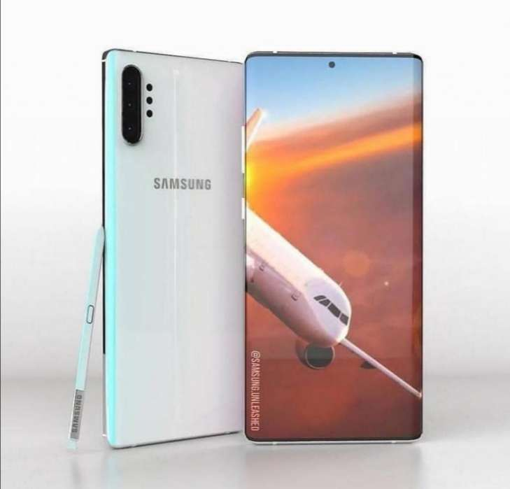Samsung Note 10 256gb Nuevos Sellados