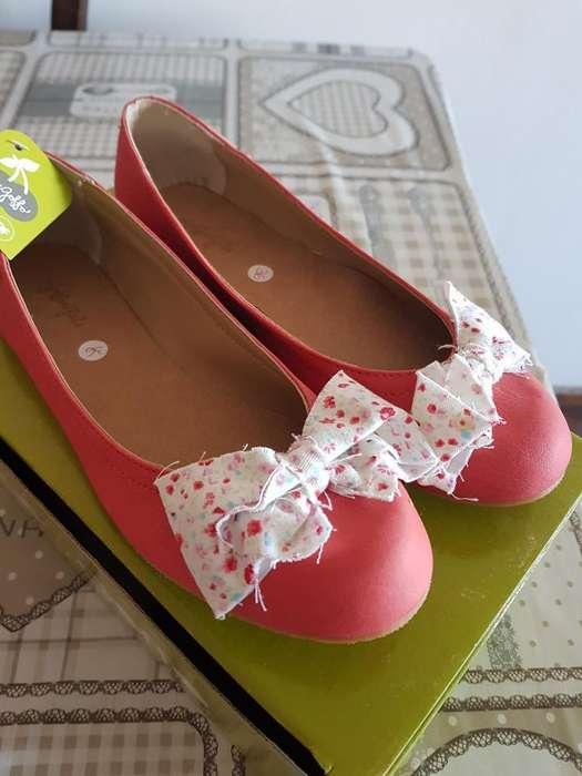 Zapatos Nuevos con Caja