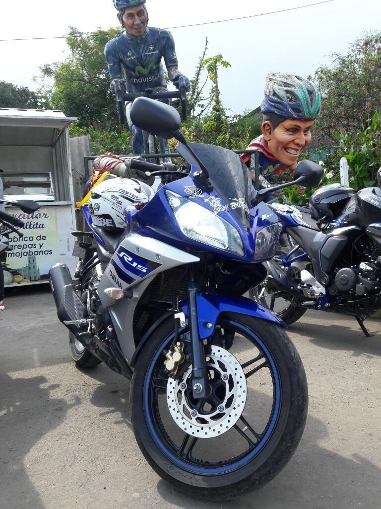 Yamaha R15 2018