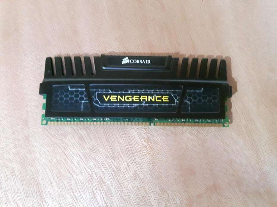 ram gaming Corsair ddr3 8Gb 1600Mhz memoria computador