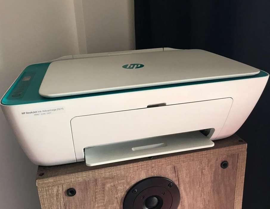 Impresora Hp 2675