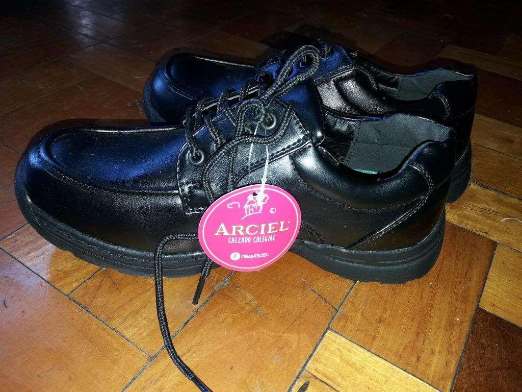 Zapatillas Arciel Colegial Talle 36