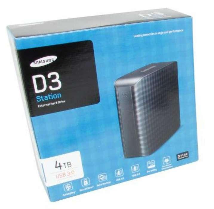 SAMSUNG D3 DESKTOP STATION 4TB