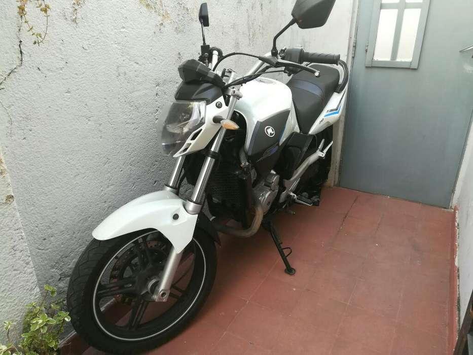 Vendo Urgente Moto Motomel S6 250 2018
