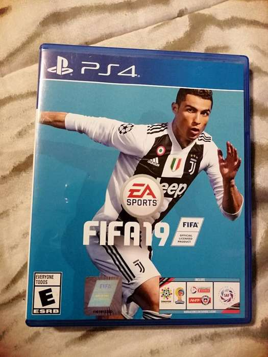 Fifa 19 Como Nuevo Playstation 4 Ps4