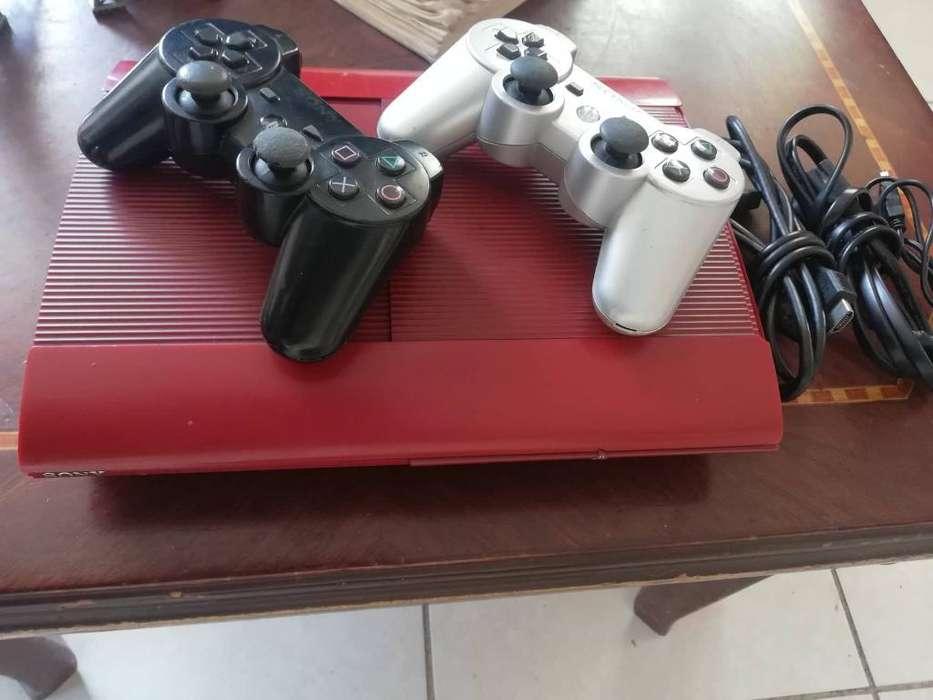 Vendo 2 Playstation 3 Lleno de Juegos