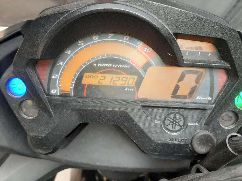 Vendo Yamaha Fazer 2014 Inf. 3204857967
