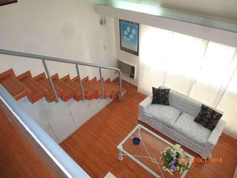 Hermoso duplex de 2 ambientes totalmente equipado y amoblado en Recoleta.