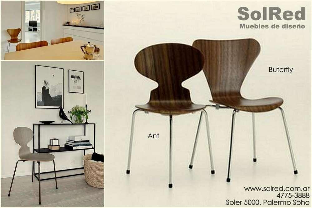 Silllas Jacobsen para bares y restaurantes/Todos los modelos