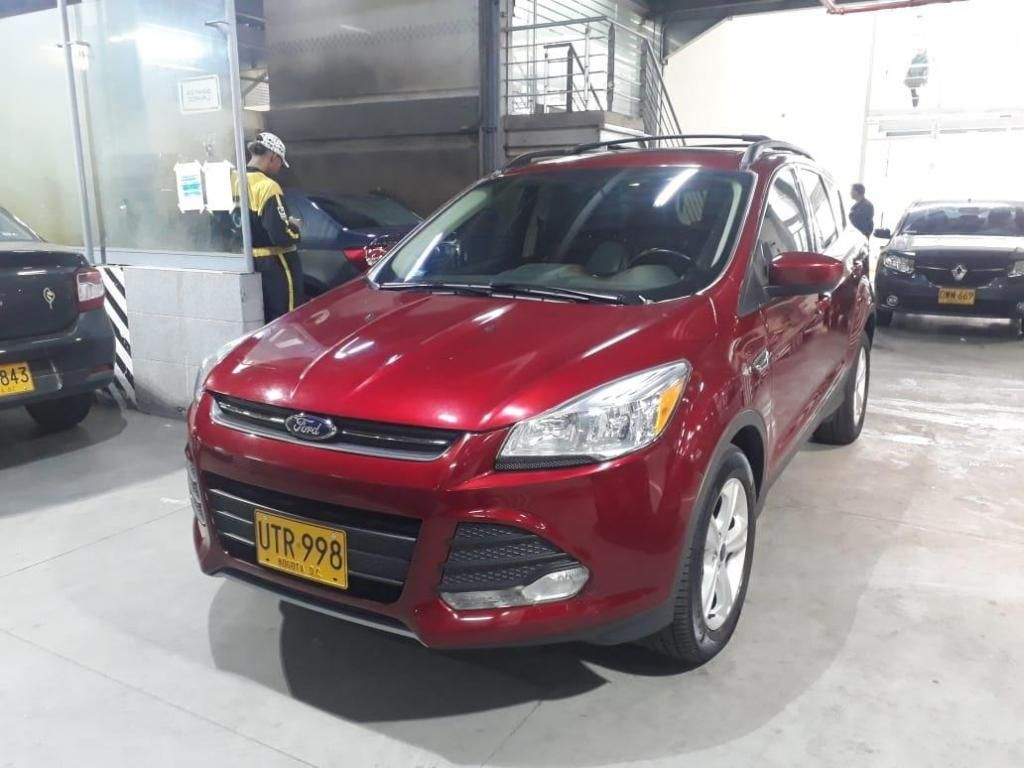 FORD ESCAPE SE 4X4 AUT 2.0