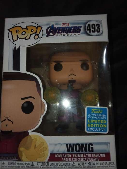 Pop Avengers Endgame Wong