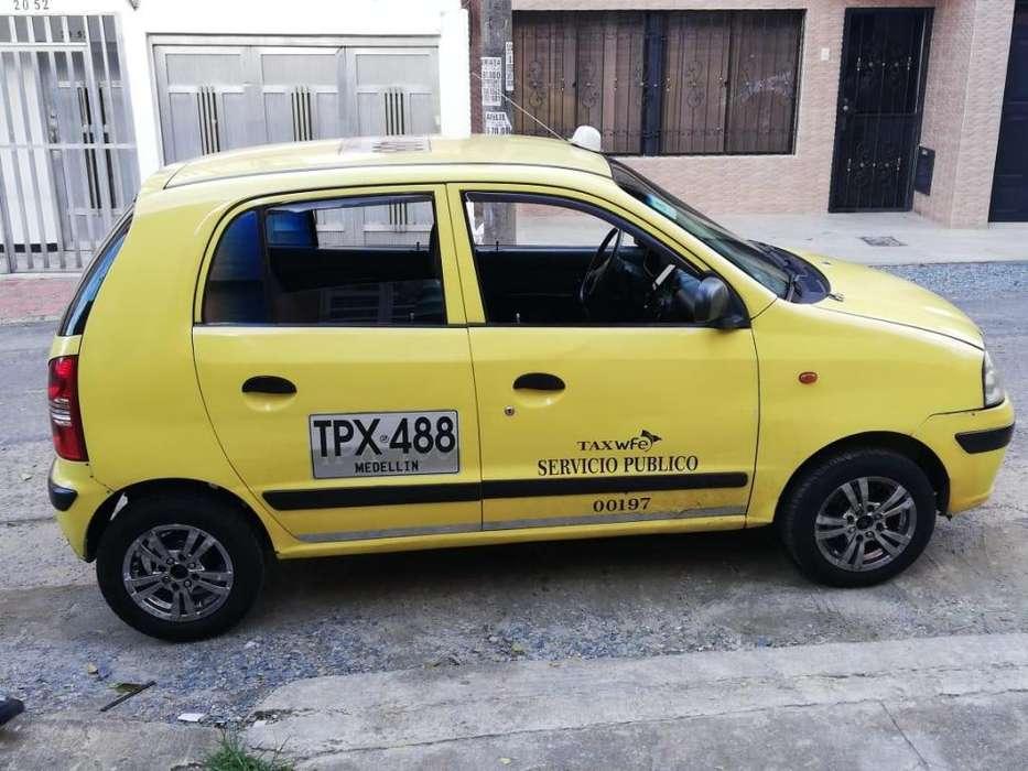 Vendo Taxi Hyundai Atos 2007