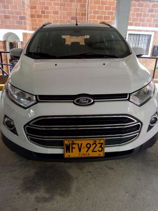 <strong>ford</strong> Ecosport 2015 - 58773 km