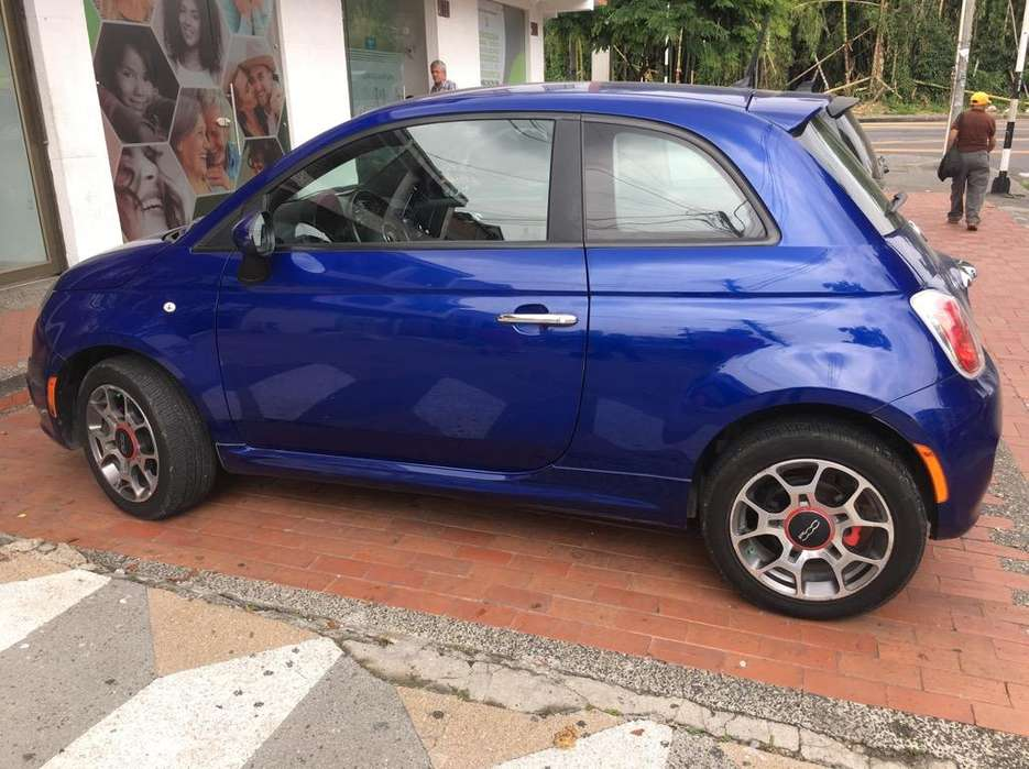<strong>fiat</strong> 500 2014 - 35000 km