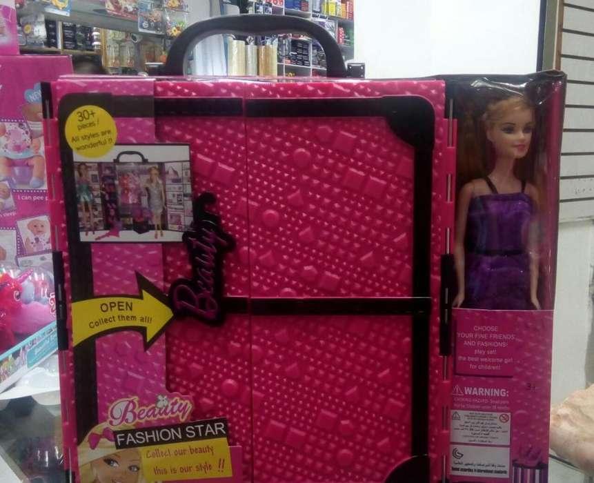 Maleta Barbie