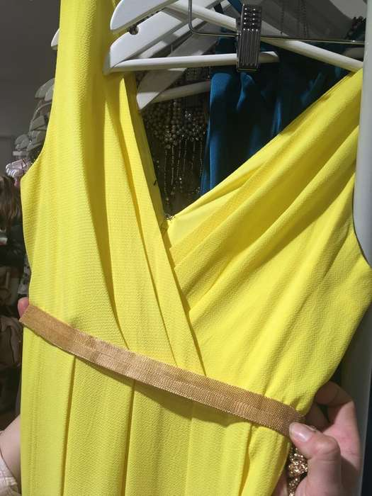 Yellowdress (Kala Vestidos) Unsolouso