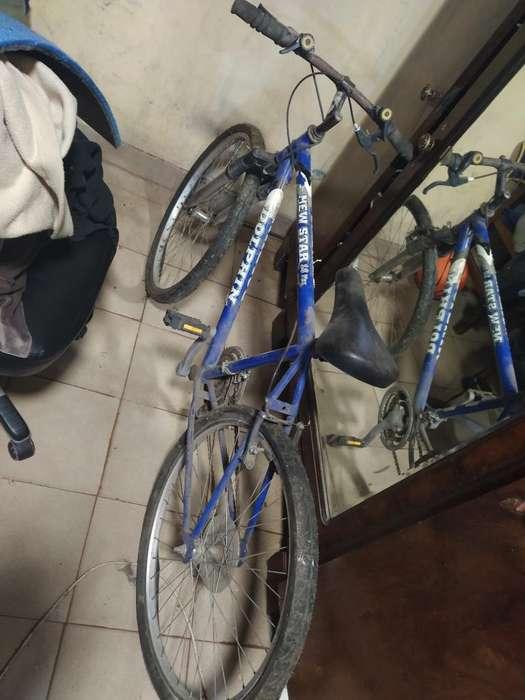 Bici Mountain Bike 18 Vel