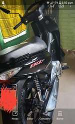 Vendo Honda Biz Mod 2017 Soy La Titular