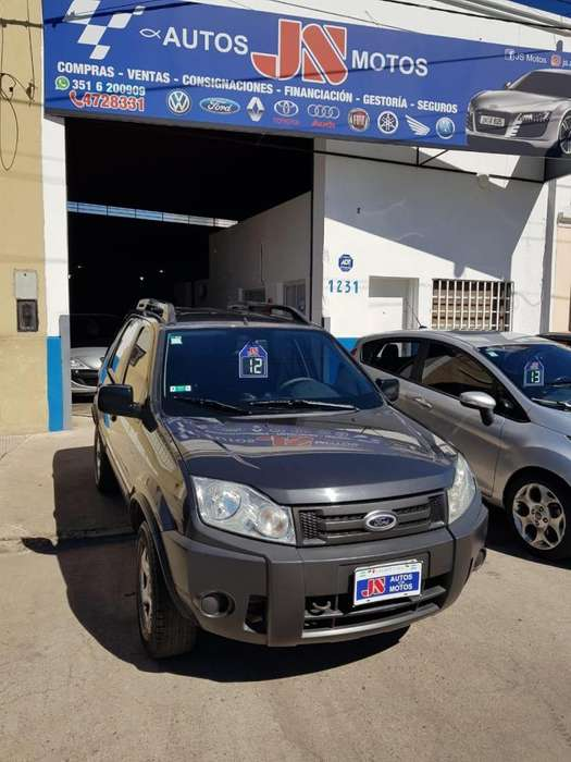 Ford Ecosport 2012 - 120000 km