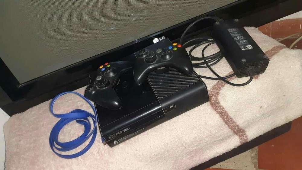 Vendo Xbox 360 Ultima Generacion