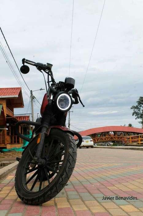 Se Vende Hermosa Rengade 150cc