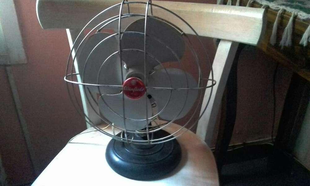 Antiguo <strong>ventilador</strong> Funcionav