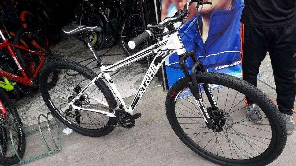 Bicicleta aluminio Rin 29
