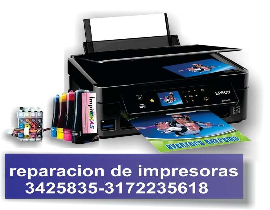 ARREGLO DE IMPRESORAS CALI Y SERVICIO TECNICO EPSON CALI TEL 3425835 CEL 3172235618