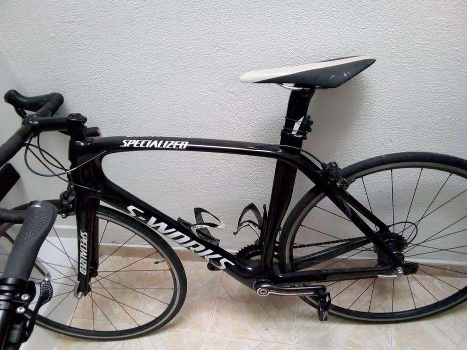 Bicicleta Specialized S Works