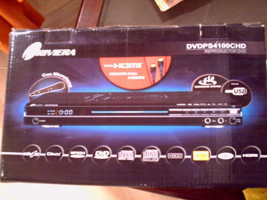 Vendo Dvd Player
