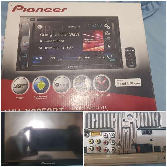 Radio Pioneer 2850bt