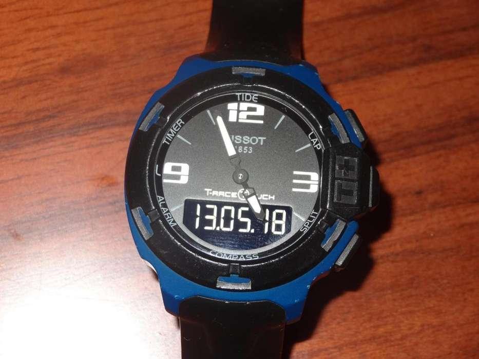 Reloj Tissot Touch original