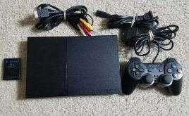 Playstation 2 con Peliculas 1 Control