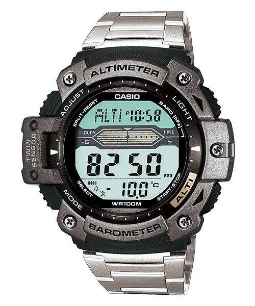 Sgw Rosario 300hd Reloj Casio Altímetro Termómetro Barómetro jLMVGSzqpU