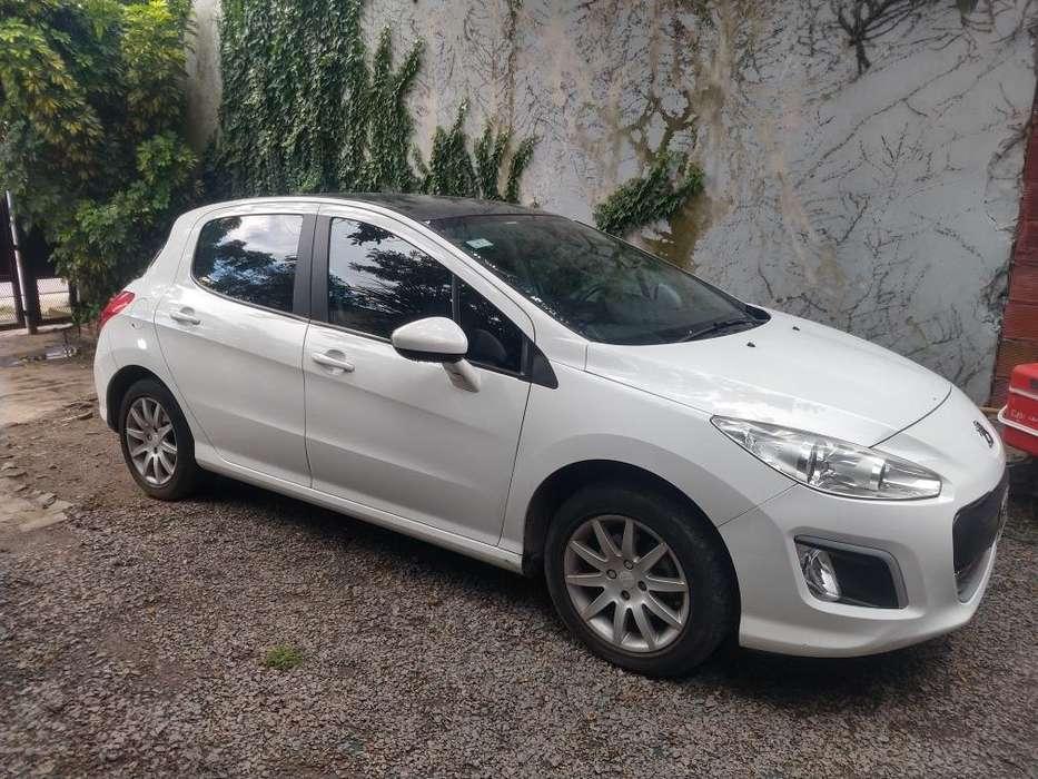 Peugeot 308 2013 - 40000 km