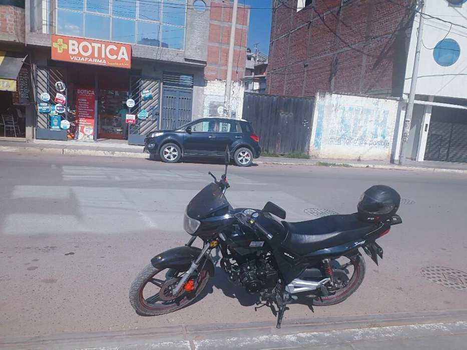 Vendo Moto Wanxin Seminuevo