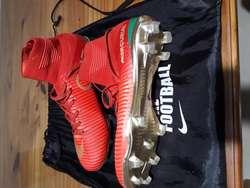 botines Nike CR 7 originales EEUU