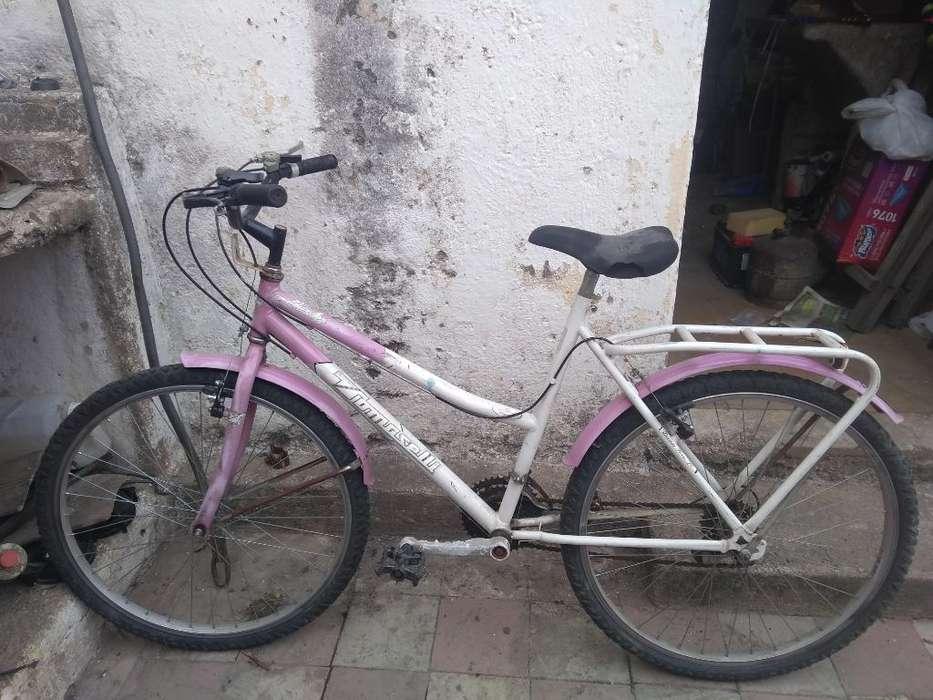 Bicicleta de Dama Rod 26