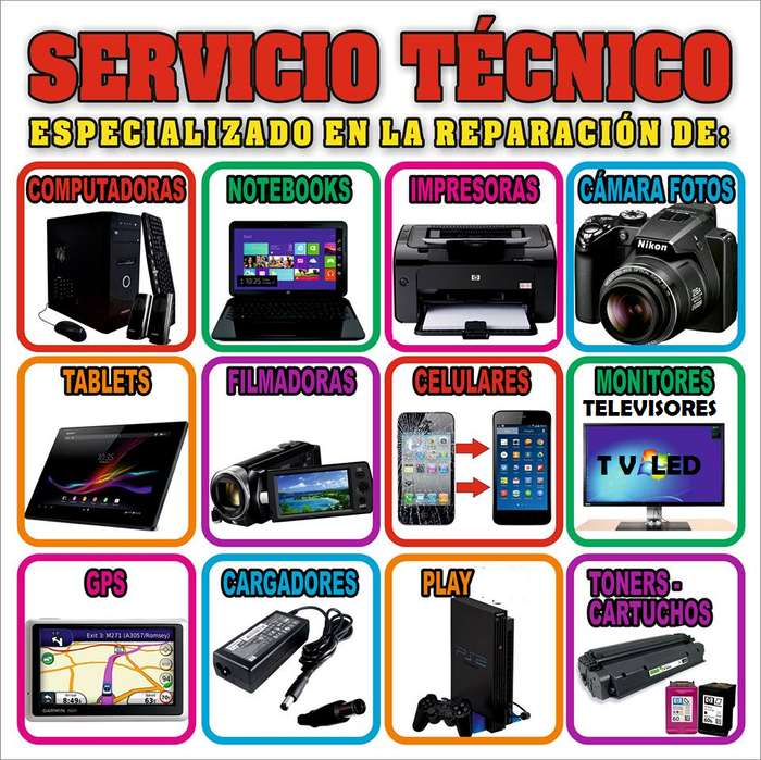 Reparacion <strong>televisor</strong>ES, AUDIO, EQUIPOS MUSICALES