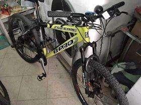 Bicicleta Aluminio 26