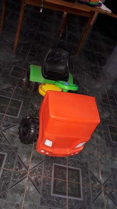 Tractor Vegui