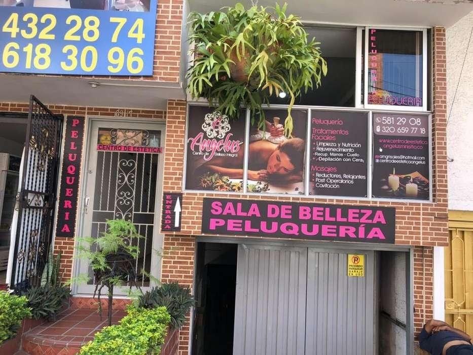 GANGA VENTA CENTRO DE ESTÉTICA. Gran Ubicación Cll 47 # 69 - 17